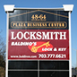 Locksmith Leesburg Storefront Location 64-A Sycolin Road Leesburg, VA 20175